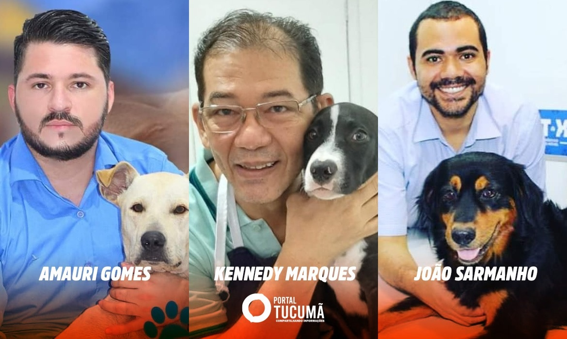 Candidatos da causa animal