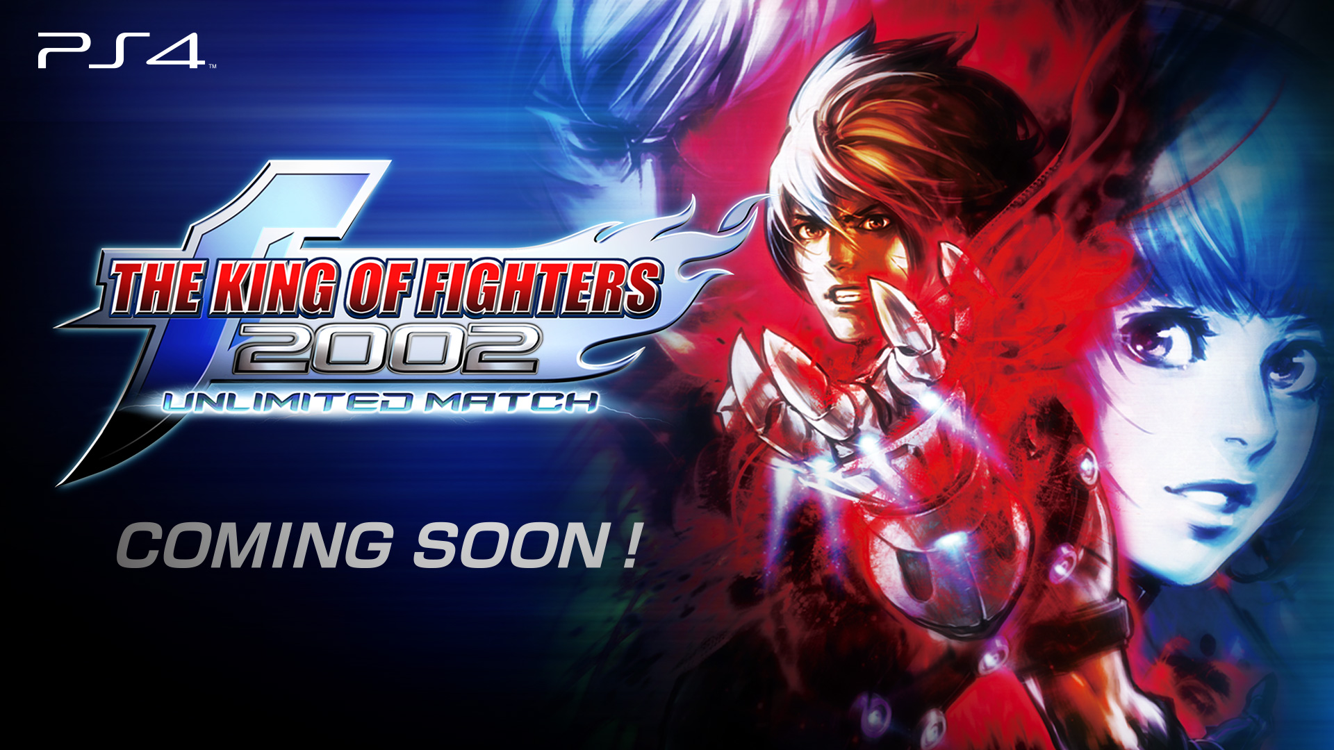 The King of Fighters 2002 Unlimited Match a caminho da PS4